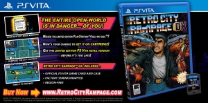 Retro City Rampage DX is Getting a Physical Release on PS Vita