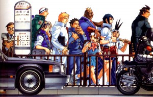 Capcom Boss Wants to Make New Street Fighter Alpha, Rival Schools, Asks for Fan Input