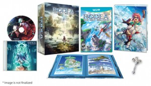 Pre-Orders for the Gorgeous Limited Edition of Rodea: The Sky Soldier Now Available