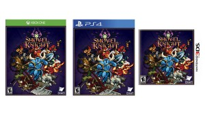 Shovel Knight to Get Physical Release Across Playstation 4, Xbox One, and 3DS [UPDATE]