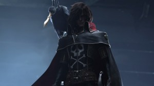 Harlock: Space Pirate has Finally, Officially, Launched in the West