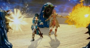 First Info for Star Ocean 5's Seamless and Real-Time Battle System