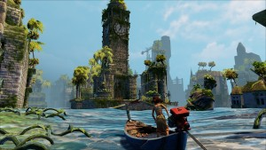 Gorgeous Exploration Game Submerged is Coming to Playstation 4 in 2015