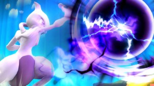 Mewtwo is Hitting Super Smash Bros. on April 28th
