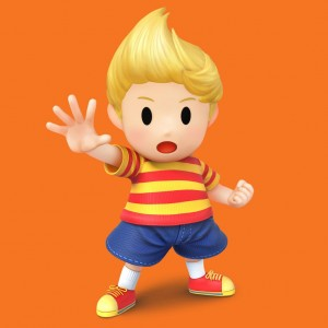 Lucas is Joining Super Smash Bros. in June