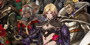 Terra Battle Console Version Pre-Production and Story Content Nearly Complete