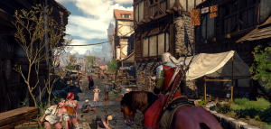Get a Gameplay Overview from an All-Encompassing Witcher 3 Trailer
