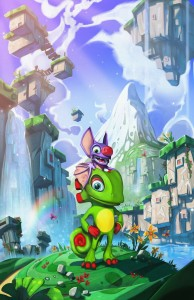 Project Ukulele is Fully Revealed as Yooka-Laylee, Kickstarter Incoming