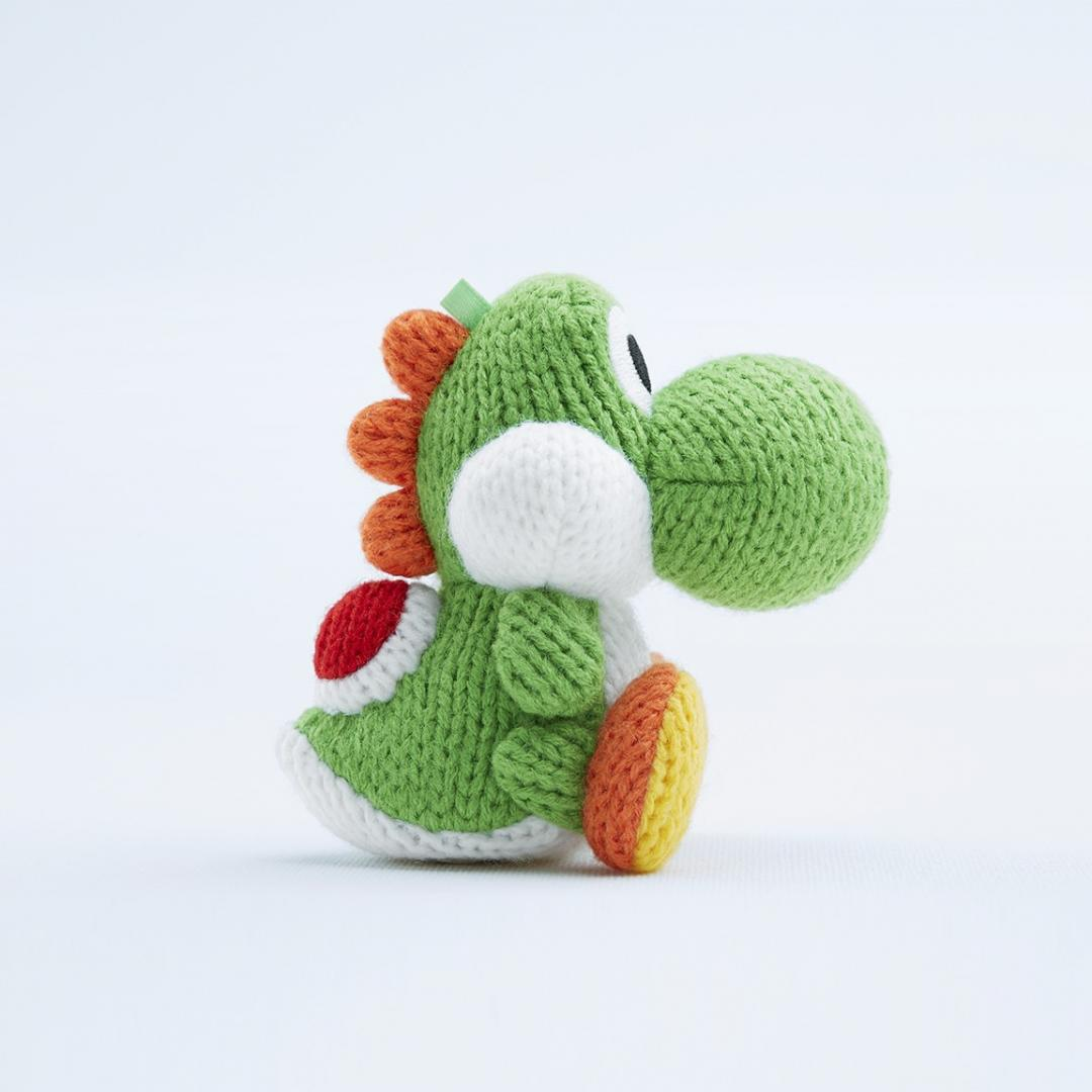 Amigurumi Yoshi Amiibo : Yoshis Woolly World Coming This Autumn, with Amiibo Made ...
