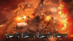 """HELLDIVERS Gets Literal With New """"Turn Up the Heat"""" Update"""