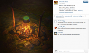 Larian Studios Opens Instagram Account With A Teaser Image