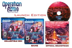 Launch Edition for Operation Abyss: New Tokyo Legacy is Revealed