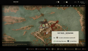 Watch World Exploration, Fast Travel, and Weather Changes In New Witcher 3 Media