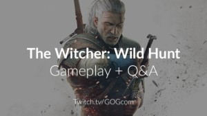 Live Witcher 3 Stream Coming To Twitch This May 5th