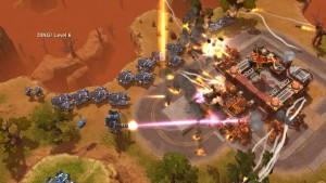 AirMech Arena Brings Fast-Paced, Competitive RTS Action to Playstation 4 and Xbox One