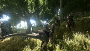 Open World Dinosaur-Hunting Game, ARK, is Revealed for Playstation 4, Xbox One, and PC