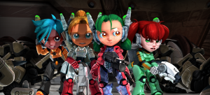 Assault Android Cactus is Finally Launching this Summer on PC, PS4, Wii U, and PS Vita