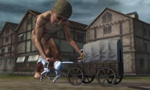Attack on Titan 3DS is Launching in Europe Next Week