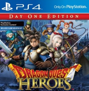 Day One Edition and Release Date for Dragon Quest Heroes are Revealed