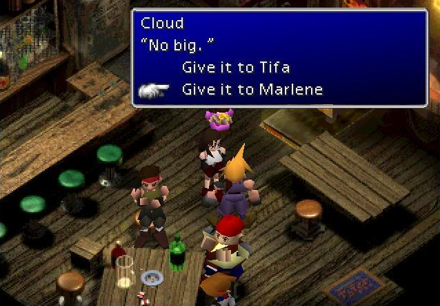 the final fantasy vii fan re translation is finally available just