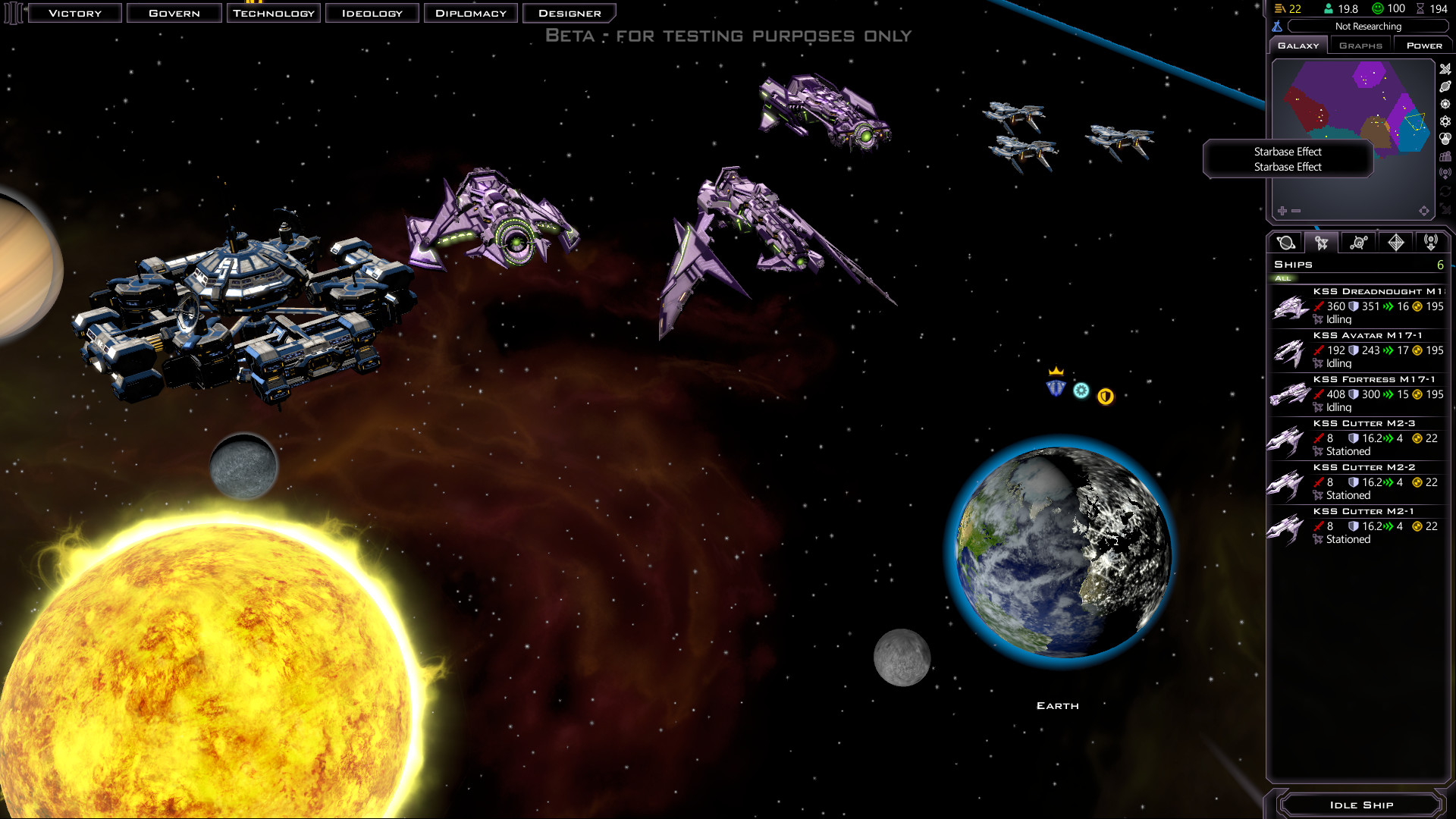 Galactic Civilization  How To Build Star Bases