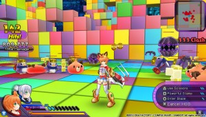 Hyperdimension Neptunia U: Action Unleashed Coming to PC