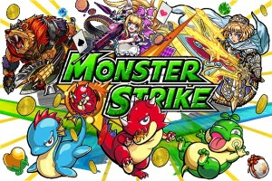 A Monster Strike 3DS Game and Anime are Confirmed