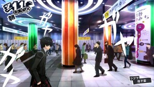 New Persona 5 Info, Phantom Thieves, Smartphone App, and More Detailed