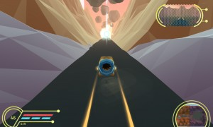 First Look at the Blistering, Randomly Generated Racer, Smugglecraft