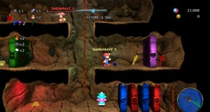 Spelunker Z is Coming to PS Vita on May 21