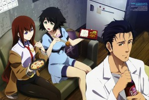Steins;Gate is Launching on PS3 and PS Vita on June 5 in Europe