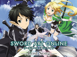 Sword Art Online: Lost Song and Hollow Fragment on PS4 Coming West in 2015