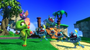 Yooka-Laylee Blasts Through All Stretch-Goals, Hits $1 Million in Six Hours