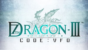 7th Dragon III Code: VFD is Revealed for 3DS