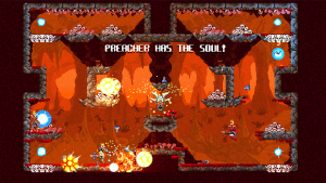 Battle For Your Friend's Souls in New Multiplayer Arena Shooter Demons With Shotguns