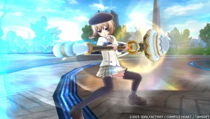 Here are the Debut Screenshots for Extreme Dimension Tag Blanc + Neptune VS Zombie Army