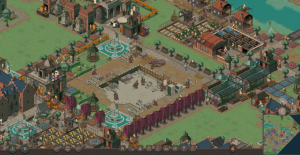 Lethis: Path of Progress Will Let You Build the Steampunk City of Your Dreams