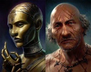 Latest Pillars of Eternity Update Reveals New Character Details