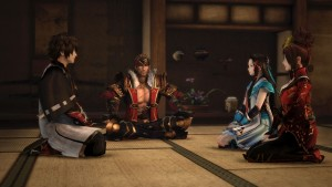 Samurai Warriors 4: Empires is Revealed For PS3, PS4 and Vita