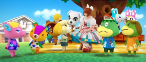 Kyary Pamyu Pamyu Gropes Tom Nook in a New Animal Crossing: New Leaf Commercial