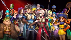 Dragon Quest Heroes I & II Hit Nintendo Switch as One Package