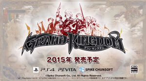 Debut Trailer, First Details for Grand Kingdom on PS4 and PS Vita