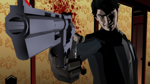 Suda51 Essentially Created, Wrote, and Produced Killer7 Entirely by Himself