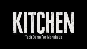 Capcom Announces Kitchen for Project Morpheus, Promises Unprecedented Sensory Immersion