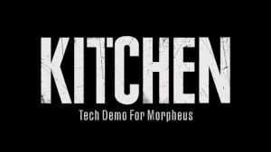 Kitchen For Project Morpheus E3 2015 Hands-on – Spooky Sandwiches