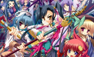 Three Kingdoms Generals-Turned Anime Girls Fighting Game Koihime Enbu has a Release Date