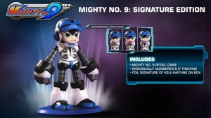 Mighty No. 9 is Cross-Buy on Playstation, Retail and Signature Editions Revealed