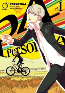 The Persona 4 Manga is Getting an Official Western Release
