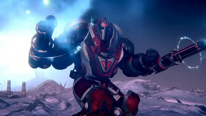 PlanetSide 2 is Launching for PS4 on June 23