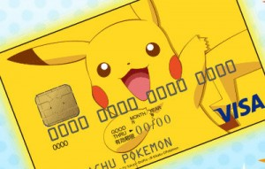 You Can Now Get Pokemon Credit Cards in Japan